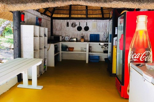 Tierras del Mar Luxury tented camp kitchen 2